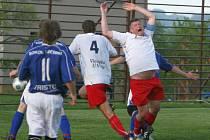 Fotbal Všemina. Ilustrační foto