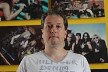 Jiří Daron, ředitel agentury Pragokoncert, která pořádá ve Vizovicích festival Masters of Rock.