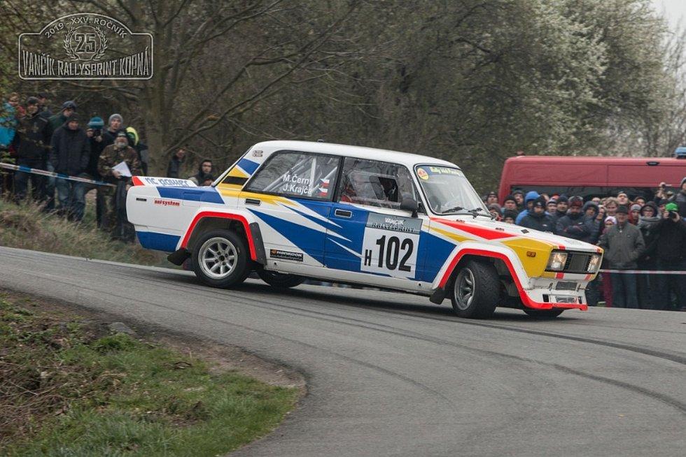 Letošní ročník populární automobilové soutěže Rallysprint Kopná se uskuteční  22. května 2021.