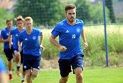 Příprava fotbalistů FC FASTAV ZlínPetr Buchta