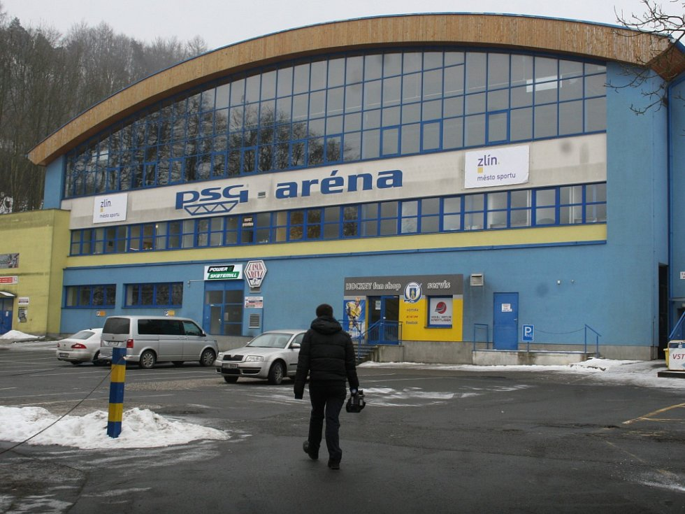 Protitanková mina nalezená v prostorách PSG Arény ve Zlíně, nebyla aktivní