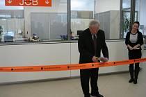 Otevírání Job centra při UTB