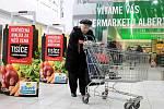 Supermarket Albert. Ilustrační snímek