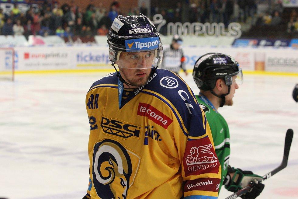 Jiří Ondráček je odchovancem zlínského hokeje.