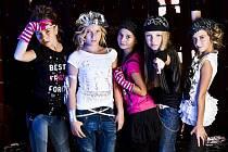 Dívčí skupina 5Angels.