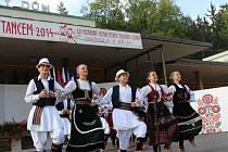 Mezinárodní folklorní festival Písní tancem Luhačovice