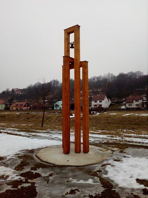 Zvonička v Bohuslavicích nad Vláří