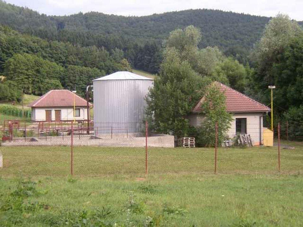 Obec Provodov na Zlínsku.