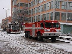Lednový požár 105. budovy pravděpodobně způsobila vadná zářivka.