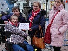 KRISTÝNA PETŘÍKOVÁ. V boji proti nemoci jí pomáhá i Červený kříž Zlín