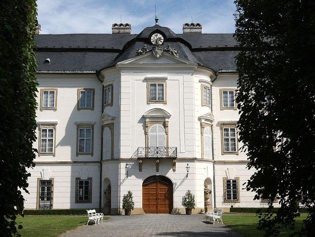 Vizovický zámek