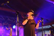 Zádveřická rocková noc 2018. Kapela Fleret slavila 35 let.