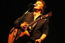 Koncert Chrise Normana ve Zlíně.