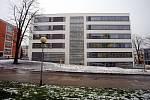 Vzdělávací komplex  Univerzity Tomáše Baťi ve Zlíně.