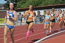 Atletika Mítink Zlín 2013