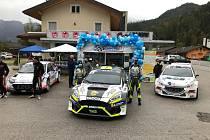 Erik Cais - Rally Fafe Montelongo