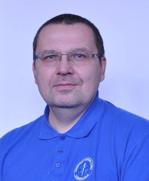 MUDr. Dorián Pfeifer ze Zdravotnické záchranné služby Zlínského kraje