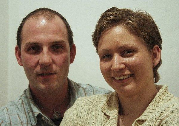 Manželé Židlíkovi ze Zlína