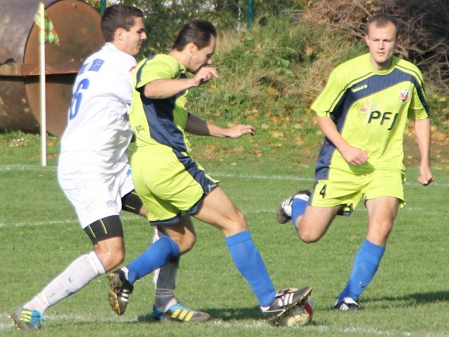 Fotbal 1.B třída: Malenovice - Příluky
