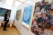Výstava Zlínský obraz světa II. v galerii Alternativa ve Zlíně.