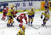 Hokej PSG Zlín-HC ČSOB Pojišťovna Pardubice