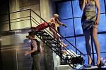 Hra Tartuffe v Městském divadle ve Zlíně.