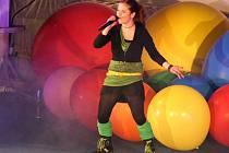 Superfinalistka Pavla Gajdošíková s písničkou Time of my Life z filmu Hříšný tanec