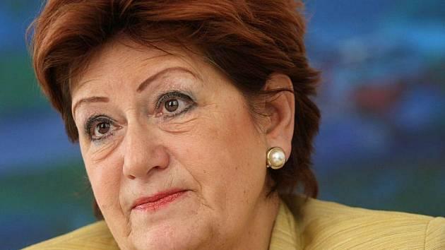 Irena Ondrová, primátorka města Zlína