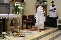Alleluja znělo o velikonoční neděli ráno kostelem svatého Bartoloměje v Napajedlích.