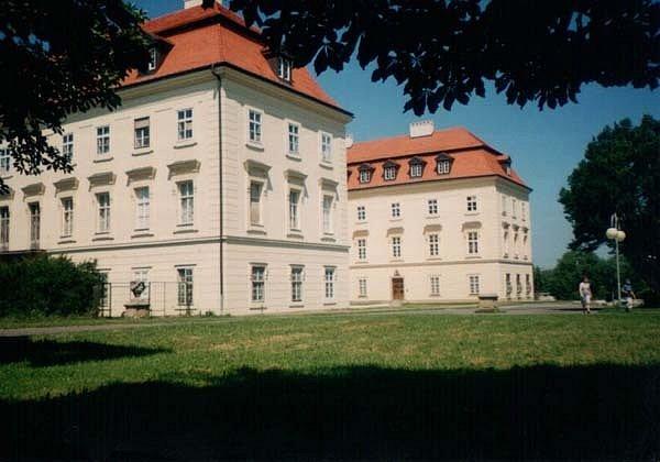 Napajedelský zámek
