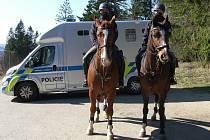 Policejní kontroly o prodlouženém víkendu.