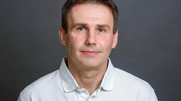Trenér Karel Ševčík
