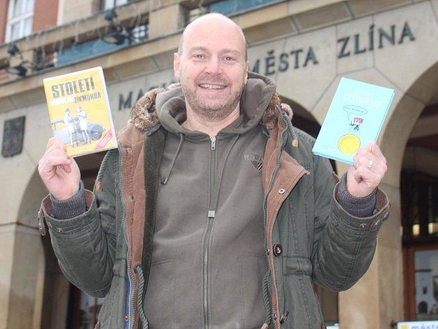 Petr Horký, režisér, moderátor a dobrodruh