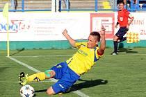 Fotbal Fastav Zlín. Ilustrační foto