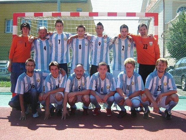 Tým Argentiny se může v příští sezoně těšit na zápasy první ligy.