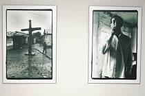 Expozice vsetínského fotografa Roberta Goláně.