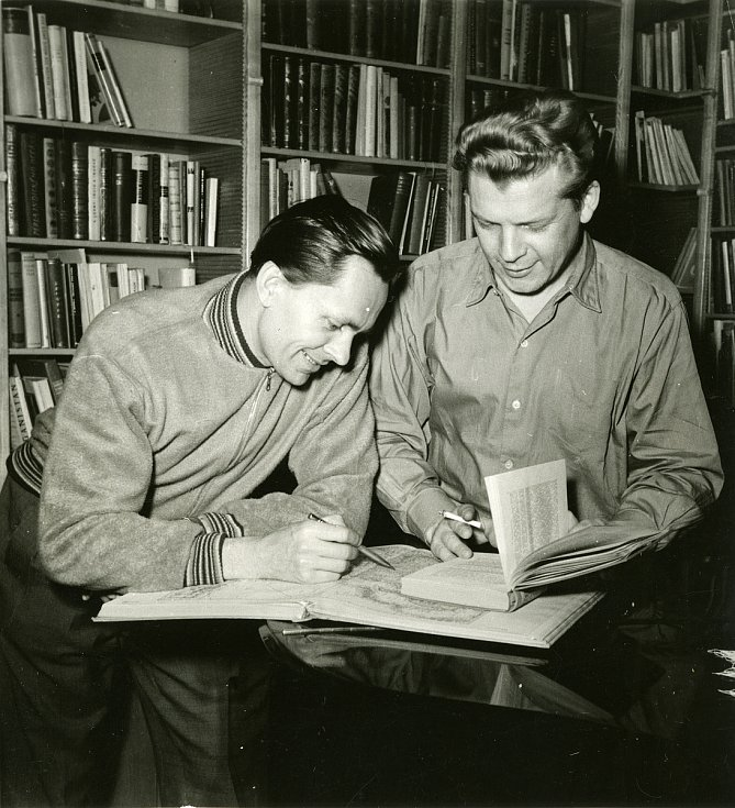 Miroslav Zikmund 100