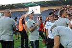 super pohár fotbal FC FASTAV Zlín - ŠK Slovan Bratislav