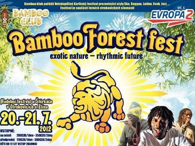 Bamboo Forest fest Karibik se uskuteční v Otrokovicích