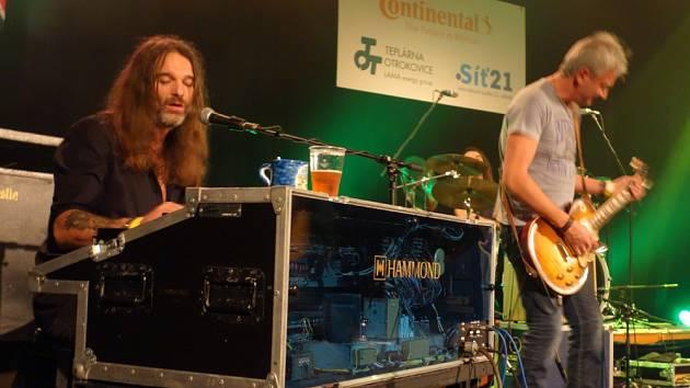 Festival blues a jižanského rocku STETSON AND BOURBON