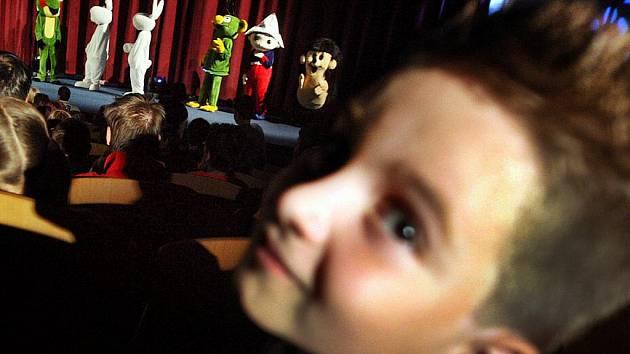 Filmový festival pro děti a mládež Zlín. Ilustrační foto
