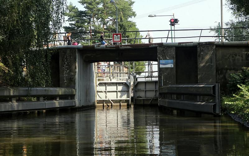 Plavební komora Spytihněv