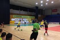 2. futsalová liga VŠSK Zlín-Jeseník