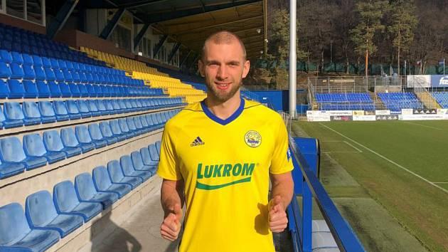 Fotbalisty Zlína posílil slovenský záložník Marek Hlinka, který dosud působil v gruzínském Torpedu Kutaisi.