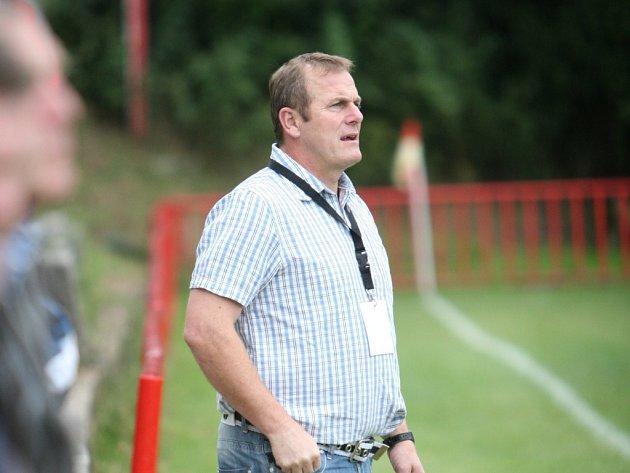 Jaroslav Matějíček, trenér Vik. Otrokovice 2002 – 2012