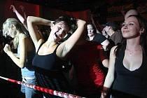 Horkýže Slíže ve zlínském Masters Of Rock Café