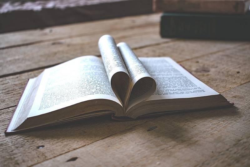Kniha. Ilustrační foto.
