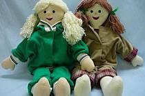 Krásné panenky pomáhají nemocným dětem