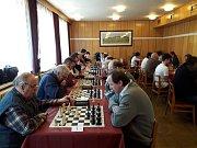 Šachový turnaj v Horní Lhotě 2018