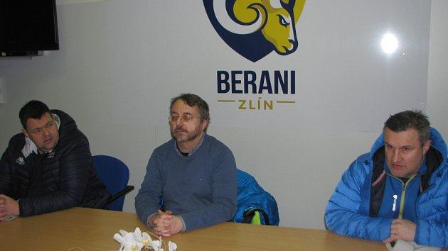 HC Aukro Berani Zlín - Piráti Chomutov
